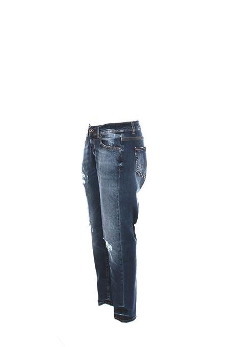Jeans Donna No Lab 30 Denim Maryland Vin Basic Primavera Estate 2017:  Amazon.co.uk: Clothing