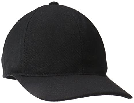 9e5adc4f3d4 Kangol Men s Textured Wool Baseball at Amazon Men s Clothing store