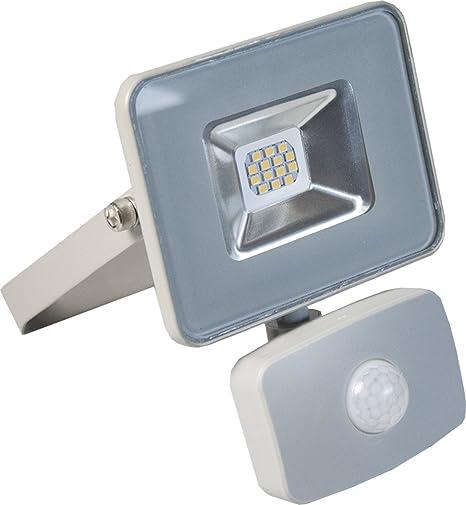 dreamled exterior con detector de movimiento - - Foco proyector 10 ...