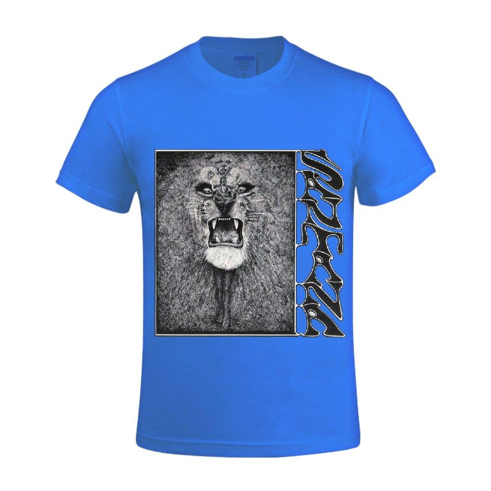 Madax Santana Aniversario T Shirts Crew Neck Printed