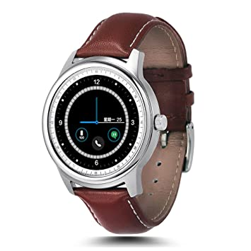 Lemfo Lem1 Smart Watch Bluetooth Smartwatch Reloj de Pulsera Full ...