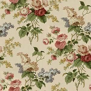 Waverly Emma's Garden Jewel Fabric - by the Yard