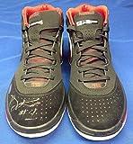 Derrick Rose Autographed Adidas Team Signature Basketball Shoe - PSA/DNA Certified Coa # 3A50020