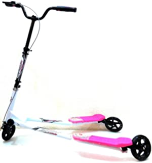Befied Mini Scooter Patinete Plegable 3 ruedas para niños ...