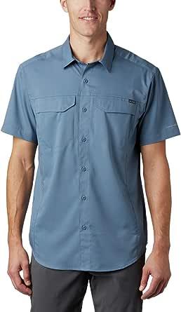 Columbia Men's Silver Ridge Lite Short Sleeve Wicking Shirt