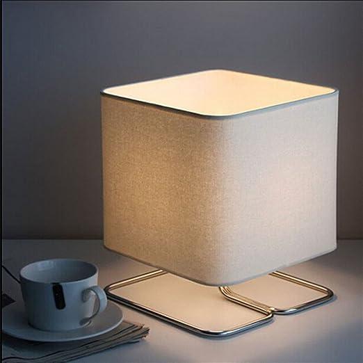 Lámparas de cabecera y de mesa,Led de lectura sencilla moderna ...