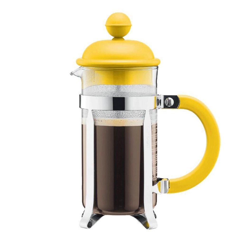 Acquisto ZHAOJING Caffettiera Bollitore Originale Caffettiera in vetro Filtro caldo Piccola capacità 350ml Prezzi offerta