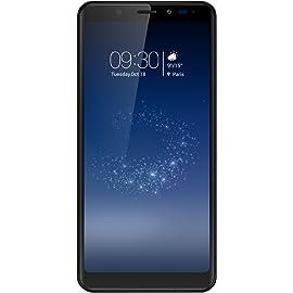 Micromax Canvas Infinity  Black, 3 GB RAM, 32 GB Storage  Smartphones