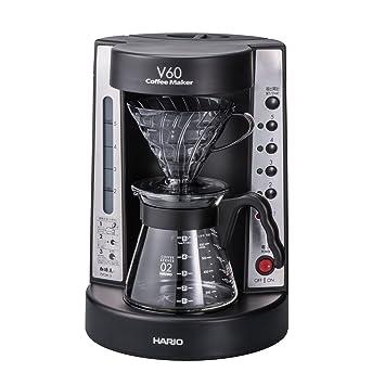 Hario V60 - Cafetera de King 2 de café 5 Tazas de negro evcm-5tb ...
