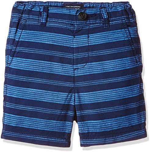 The Children's Place Baby-Boys' Li'l Guy's Flat Front Shorts