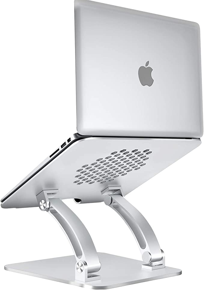 FLEXTAND\u00ae Deputy 24 Tall Flexible Aluminum Universal Laptop Stand