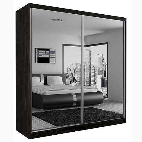 JUSThome justyou Mirror I P849AL72 – Armario ropero Armario Perchero 218 x 133 x 60 cm Grandes Selección de Colores