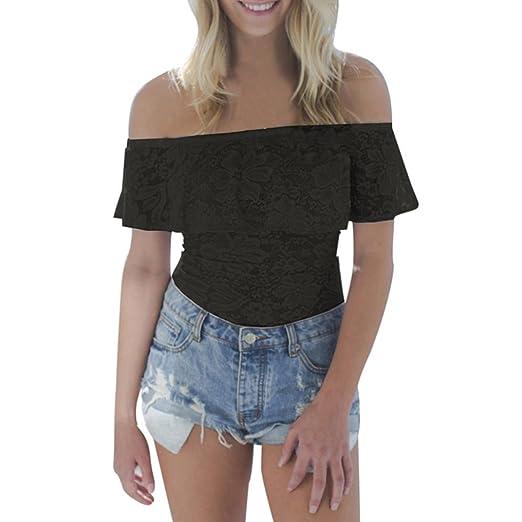 8a45529cae8 Amazon.com  Keepfit Lace Mini Jumpsuit
