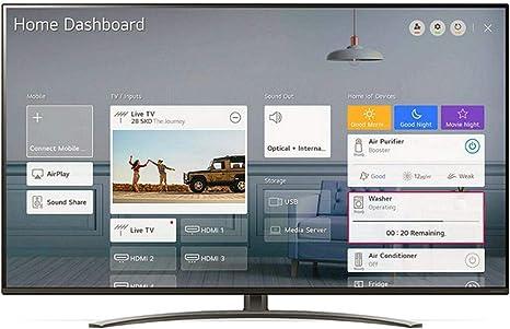 LG TV LED 55NANO81 4K SUHD: Lg: Amazon.es: Electrónica