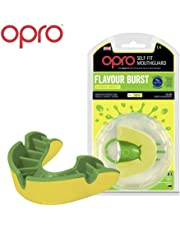 OPRO Silver Level Adult Mouthguard Gum Shield for Rugby, Hockey, MMA and other Contact and Combat Sports