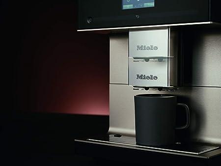 Miele 10947410 cm 7550 – Cafetera automática Negro: Amazon.es: Hogar