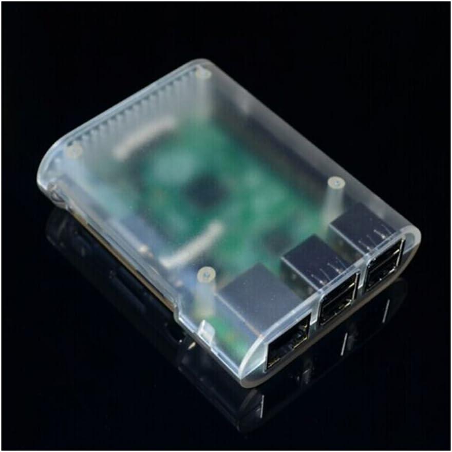 Raspberry Pi 3. Blanca Cub. Caja de Caja: Amazon.es: Electrónica