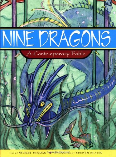Nine Dragons (Nine Dragons: A Contemporary Fable)