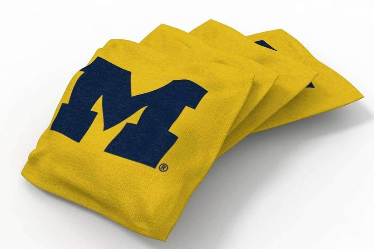 Solid Design PROLINE 6x6 NCAA College Cornhole Bean Bags