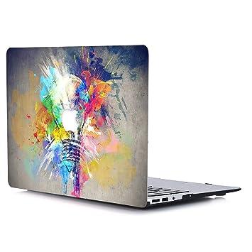 AJYX Funda MacBook Pro 15 Pulgadas A1398, Carcasa Dura Shell Case Plástico Duro para MacBook Pro 15.4