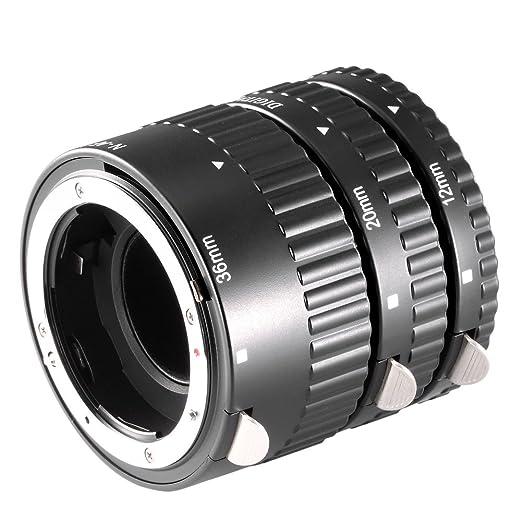 28 opinioni per Neewer 12mm, 20mm, 36mm Nero Auto Focus