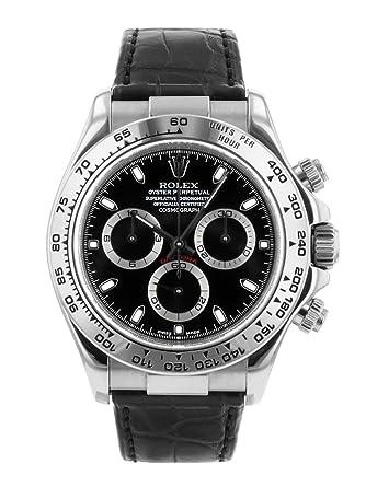 finest selection d9bc5 482db Amazon | [ロレックス] 腕時計 ROLEX 116519 K品番 コスモグラフ ...