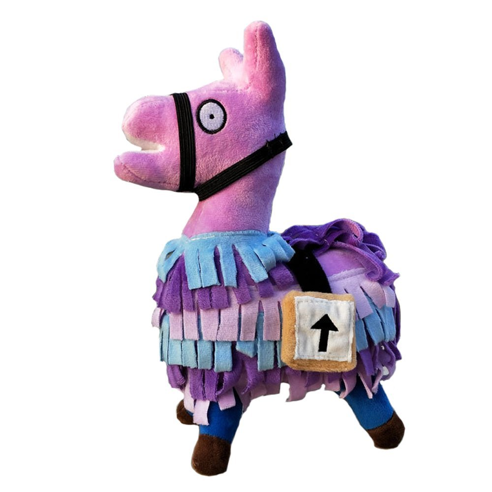Towne Traders Fortnite Llama Plush Figure 10'' - Video Game Fortnite Troll Stash Llama Stuffed Toy