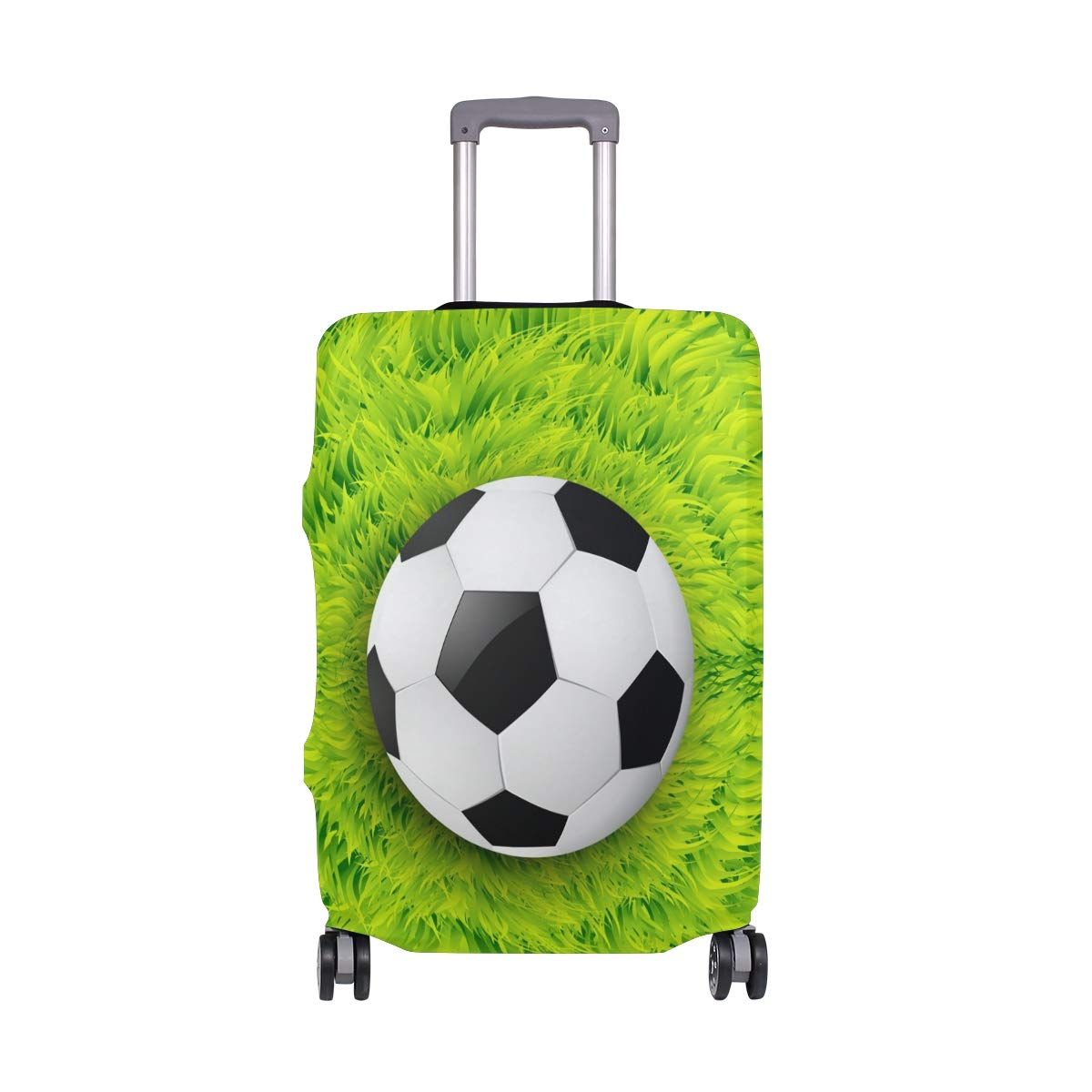 ALINLO - Funda Protectora para Equipaje de balón de fútbol, para ...