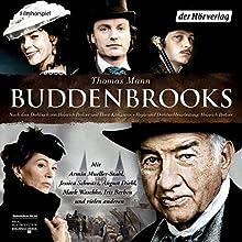 Buddenbrooks: Filmhörspiel Hörspiel von Thomas Mann Gesprochen von: Jessica Schwarz, Iris Berben, August Diehl, Armin Mueller-Stahl