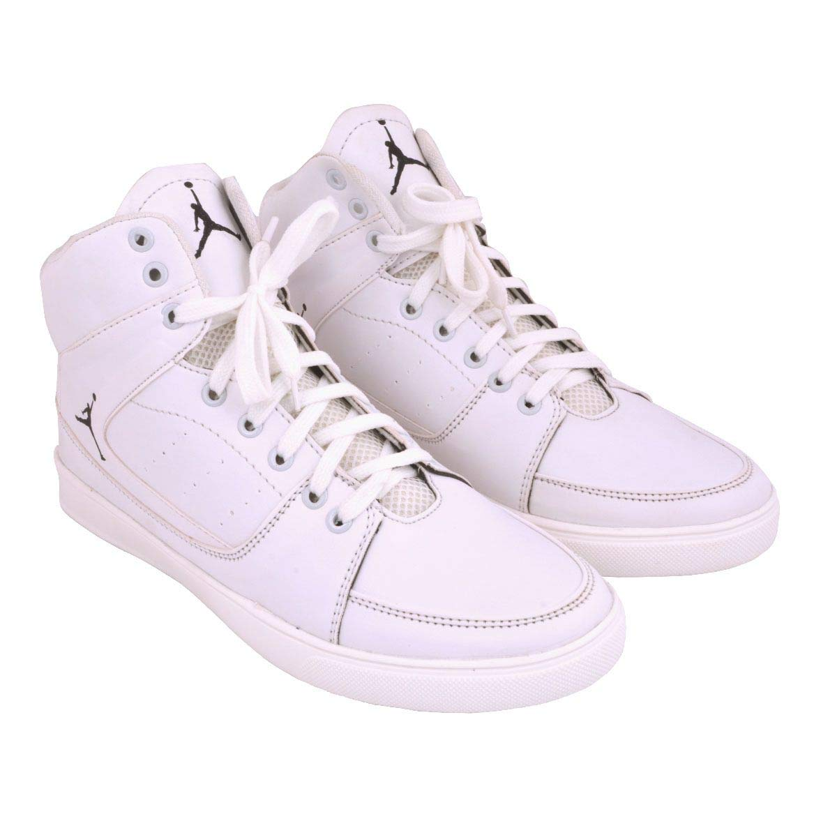 High Neck Sneakers Casual Boots Shoes