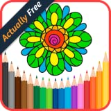 Colouring Book for Adults HOLI