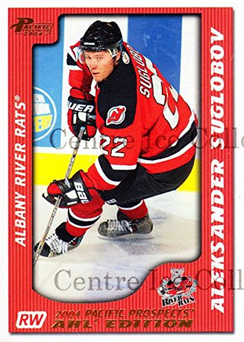 - (CI) Denis Shvidki Hockey Card 2003-04 Pacific AHL Prospects Jersey 4 Denis Shvidki