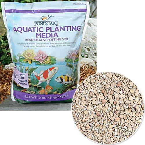 Aquatic Planting Media Potting Soil - Net Wt. 10 ()