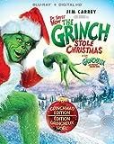 Dr. Seuss' How The Grinch Stole Christmas Grinchmas Edition (Bilingual) [Blu-ray + Digital Copy]