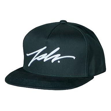 8da54b0c799 JSLV Signature Snapback Hat Emerald Green at Amazon Men s Clothing ...