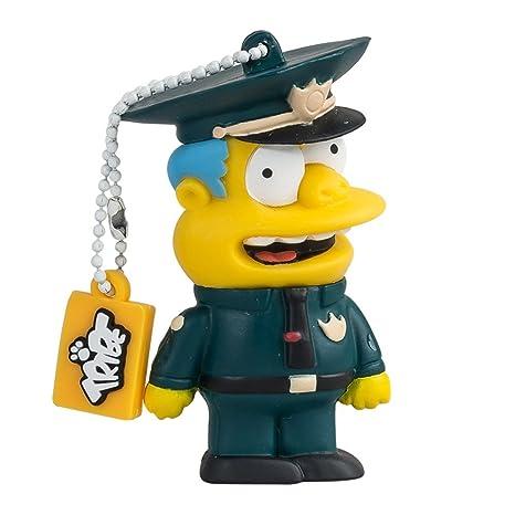 Amazon.com: Tribe Toonstar Pendrive Simpsons Funny USB ...