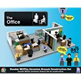 The Office Dunder Mifflin Branch Construction Set