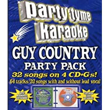 Guy Country Party Pack
