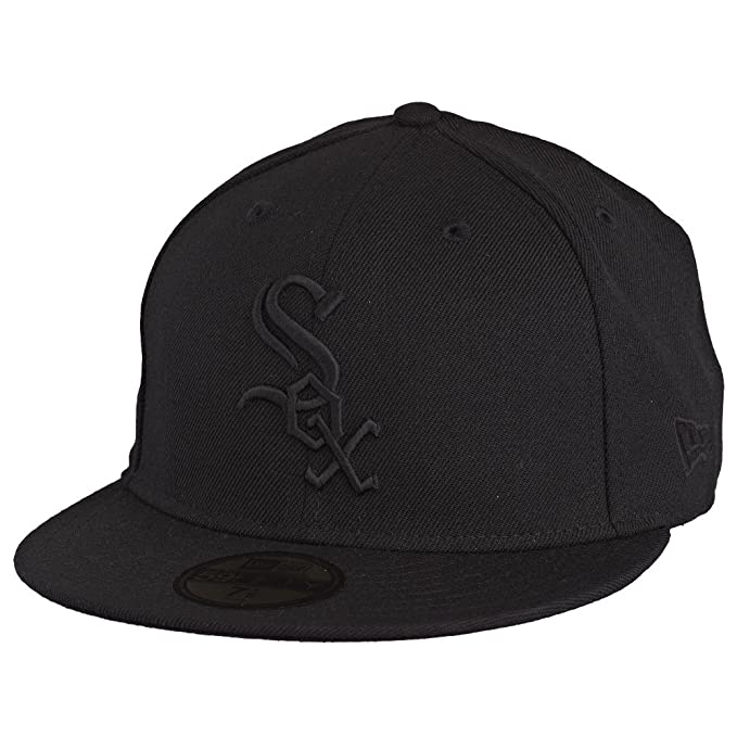 94bfb47e7e75f New Era MLB Basic NY Yankees 59 Fifty Fitted - Gorra para hombres   Amazon.es  Ropa y accesorios