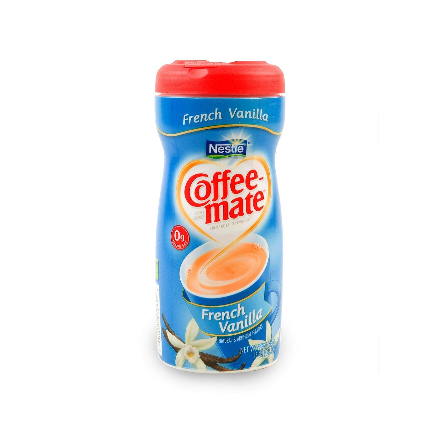 Coffee-mate Powdered Coffee Creamer - French Vanilla - 15 oz - 2 pk by Nestle Coffee Mate