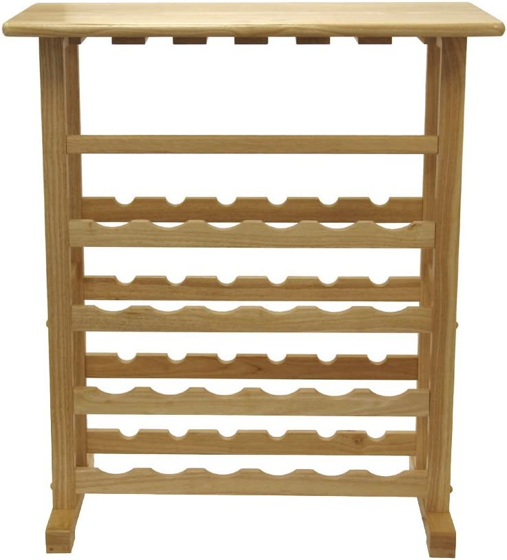 Winsome Trading, Inc. 83024 Vinny Wine Storage, Natural