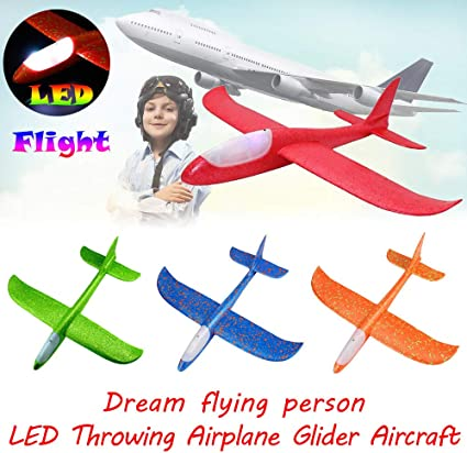 Baby KidsModel Airplane Lovely Colorful Friction Mini Inertia Gift Toy