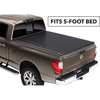 Truxedo Lo Pro Roll Up Truck Bed Cover 592301 05 17 Nissan Frontier 5