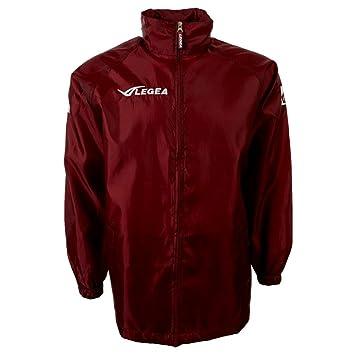 Legea Jacket Italia Chaqueta Deportiva Para Lluvia Con Capucha Unisex  (GRANADE 5ec51277d72c1