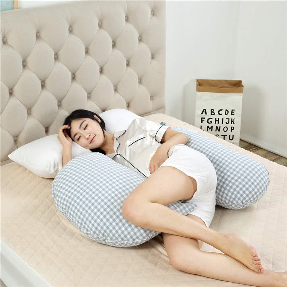 【返品交換不可】 Hタイプ妊娠中の女性の枕綿快適な柔らかい妊娠中の女性の枕取り外し可能と洗える側睡眠枕最高のボディサポート看護枕,Pink Natural Natural B07QXSFD6Z Natural B07QXSFD6Z Natural, Country Pie:572edb9e --- arianechie.dominiotemporario.com