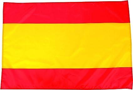 Gárgola Banderas Elecciones 2019.Bandera España, Bandera España balcón, Bandera España 12 de Octubre, Bandera Nacional (Lote 10 UD) 100 X 70cm: Amazon.es: Jardín