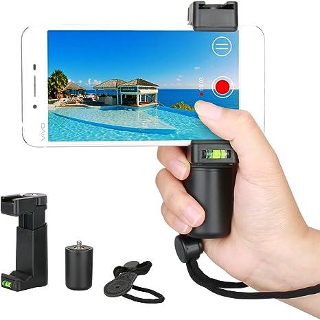 Smartphone Soporte para trípode teléfono Celular Adaptador de ...