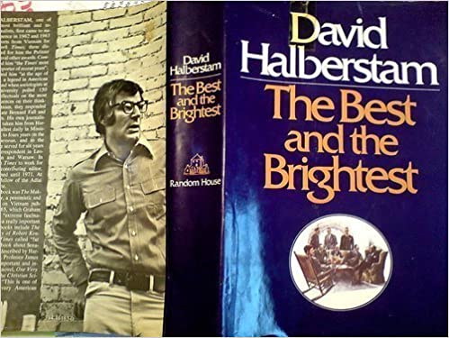 Image result for Halberstam's The Best and Brightest