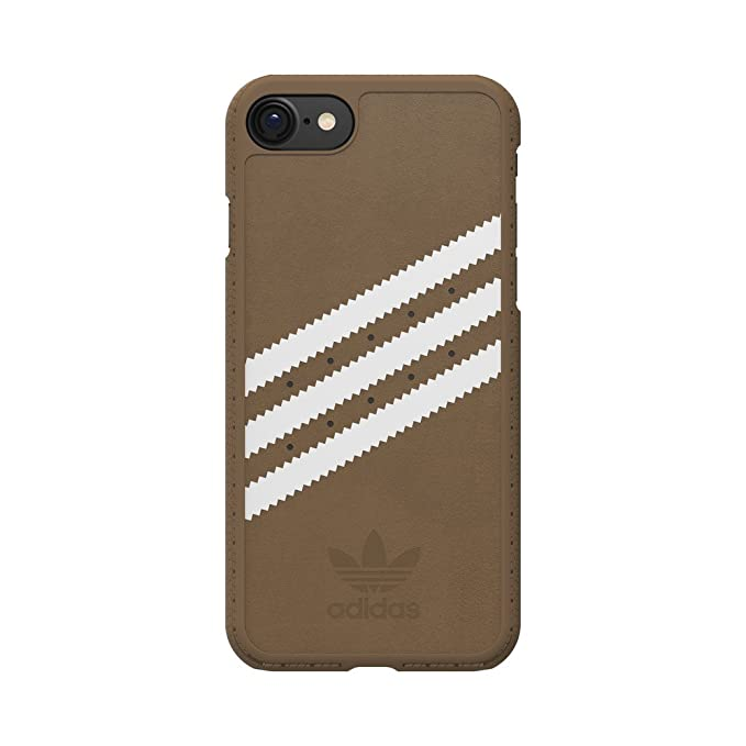 ddcb882463 adidas Cell Phone Case for Apple iPhone 7 - Khaki/White