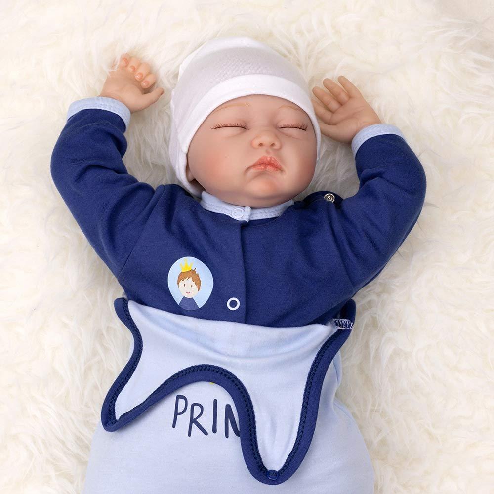 982ea0dbb0 Baby Sweets Baby Set Strampler + Shirt Jungen blau   Motiv: Little Prince    Babyset größeres Bild